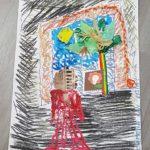 """Collage realizzato durante """"Un posto per me"""""""